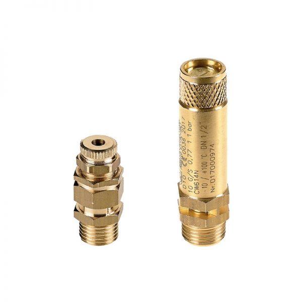 VS series safety valves from API Pneumatic UK