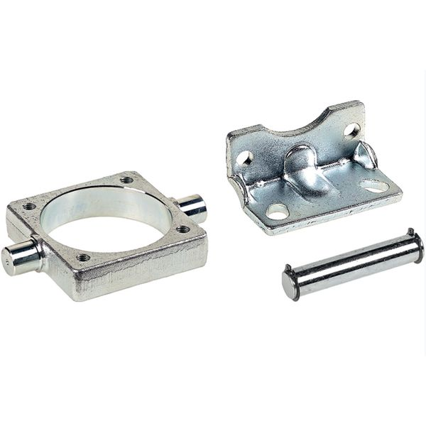 CTS series cylinder mounting accessories from API Pneumatic UK